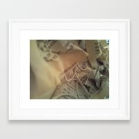 literature Framed Art Prints featuring Literature 3 by Genevieve Moye