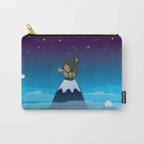 Where The Hell Am I ? Carry-All Pouch