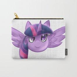 Princess Twilight Sparkle Face Carry-All Pouch