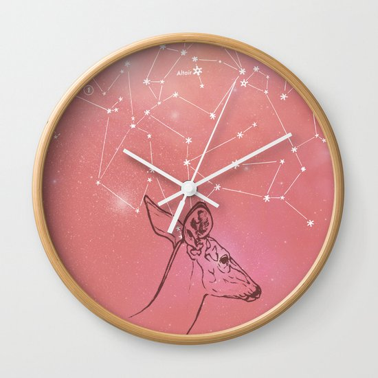 Constellation Prize Wall Clock
