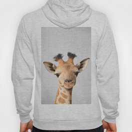 Baby Giraffe - Colorful Hoody