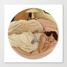 5:43 AM Canvas Print