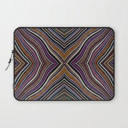 Wild Wavy X Lines 26 Laptop Sleeve
