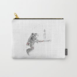 Space cricket Carry-All Pouch