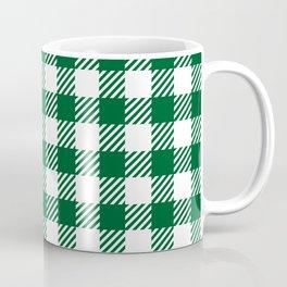 Green Vichy Coffee Mug