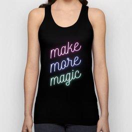 Make More Magic Unisex Tank Top