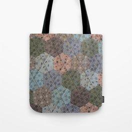 Hexagons Galore Tote Bag