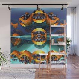 Cavitation Wall Mural