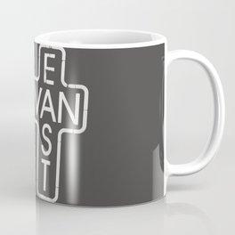 East Van Cross - Grey Coffee Mug