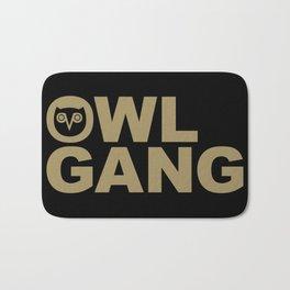 OVO Owl Gang Bath Mat
