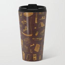 Supernatural - Brown Travel Mug