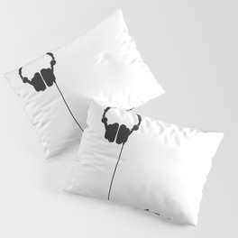 For the love of music 2.0 Pillow Sham