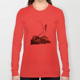 CARDINAL LOOMS Long Sleeve T-shirt
