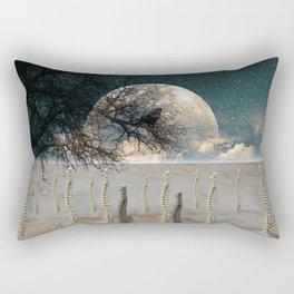 New Birth Rectangular Pillow