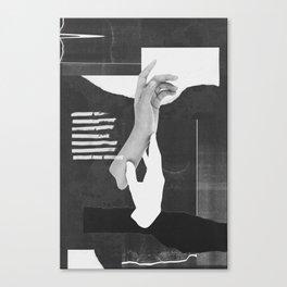 Hands 001 Canvas Print