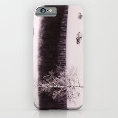 The forest behind the tree iPhone 6s Slim Case