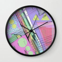 Snip Wall Clock