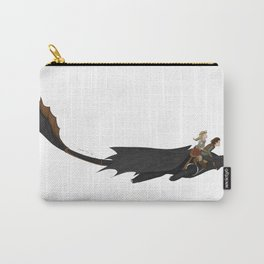 Romantic Flight Carry-All Pouch