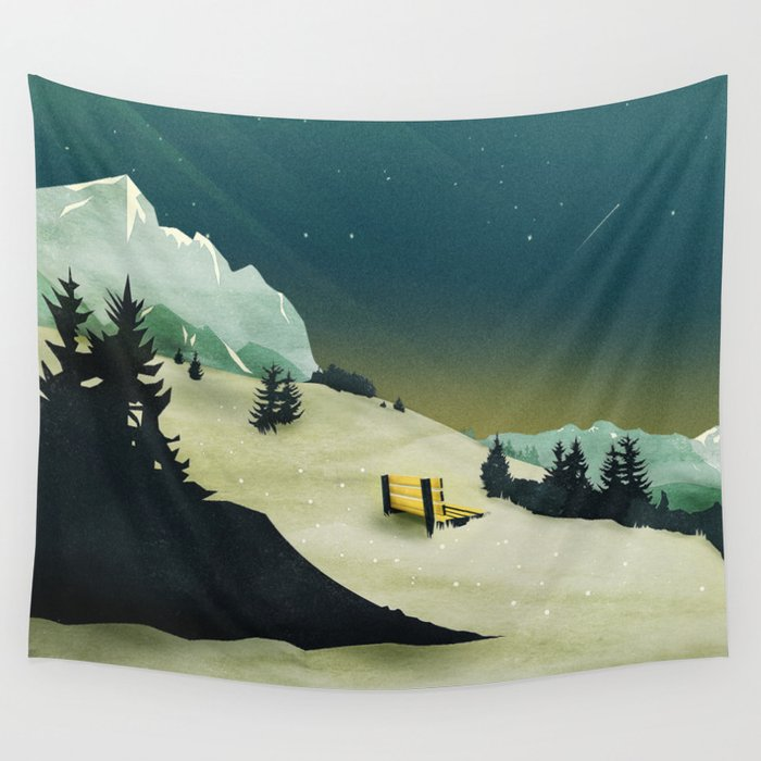 Worth the Wait Wall Tapestry