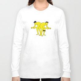Fixed Long Sleeve T-shirt