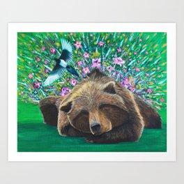 Spring Awakening Art Print