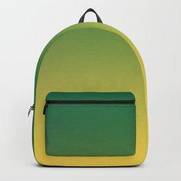 HIGH TIDE - Minimal Plain Soft Mood Color Blend Prints Backpack