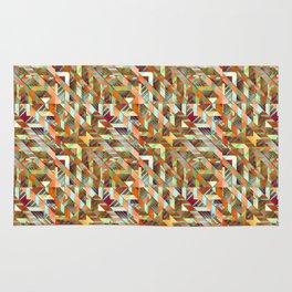 Geometric Quilt Rug