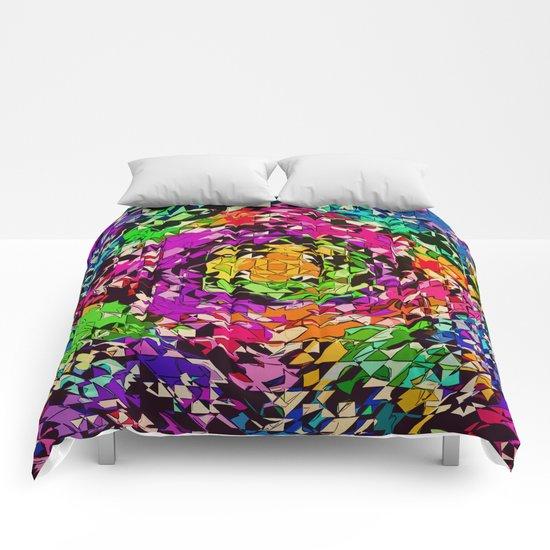 Pinwheel Comforters