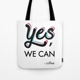YES, we can. Tote Bag
