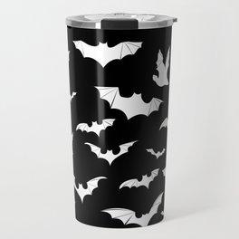 Goth Bats Travel Mug