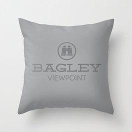 Bagley Viewpoint Throw Pillow