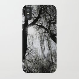 Shadow of a iPhone Case