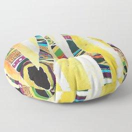 Runk Trees Floor Pillow