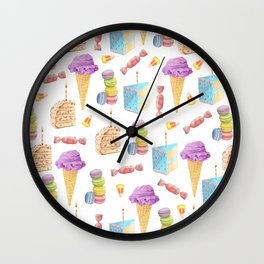 Birthday Girl Wall Clock