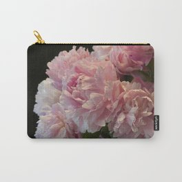 Pink Peony Passion Carry-All Pouch