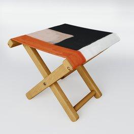 abstract minimal 14 Folding Stool