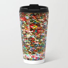 Sticky Love Metal Travel Mug