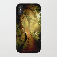 fairytale iPhone & iPod Cases featuring Fairytale by Nev3r