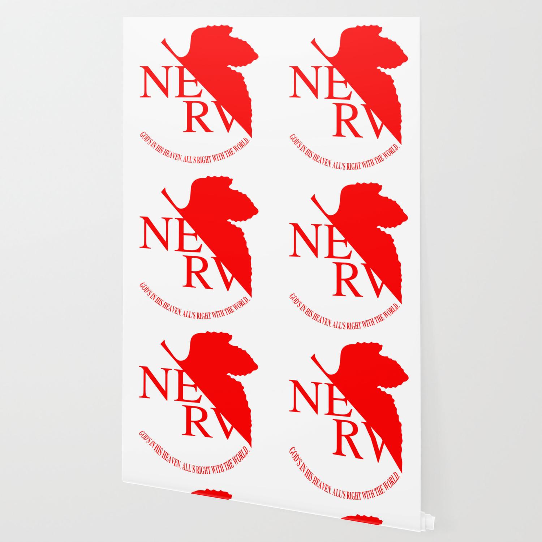Nerv Wallpaper By Live Art Society6
