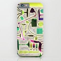 Modern Furniture Collage Slim Case iPhone 6s