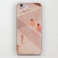 The zoo iPhone Skin
