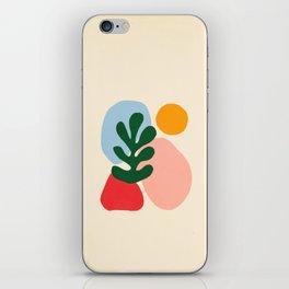 Wildlife | Cutouts by Henri Matisse iPhone Skin
