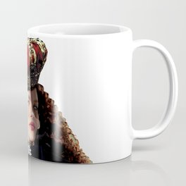 Heart  Red Queen Coffee Mug