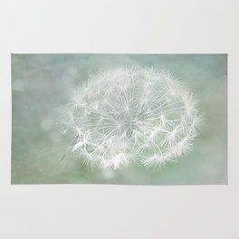 Seed Head with Texture Rug