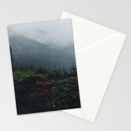 Ketchikan Mountains Stationery Cards