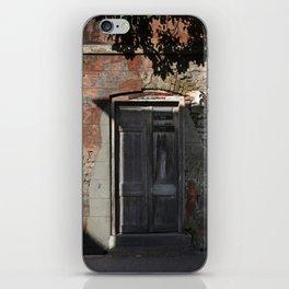 Bridgetown Doorway iPhone Skin