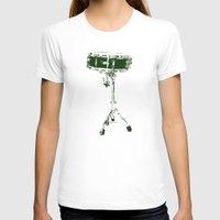 drum T-shirts featuring Snare Drum  by MillennialBrake