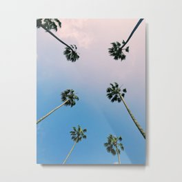 Look up, Look up Metal Print