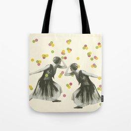 Dance : Gemini Tote Bag