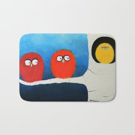 I want to take you home. Bath Mat